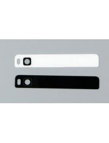 Ventana de cámara Huawei Ascend P8 blanca