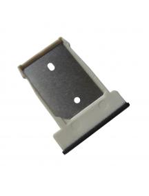 Zócalo de SIM HTC One M9 gris