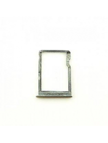 Zocalo de tarjeta micro SD HTC One M9 plata - dorado