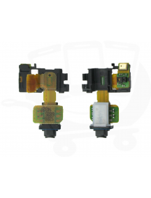 Cable flex de conector de audio Sony Xperia Z3 D6603