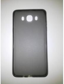Funda TPU Samsung Galaxy J7 2016 J710 negra