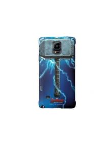Funda TPU Marvel Avengers Thor Samsung Galaxy Note 4 N910