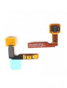 Cable flex de bóton de encendido Samsung Galaxy A3 A300