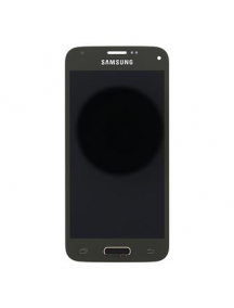 Display Samsung Galaxy S5 mini G800 dorado