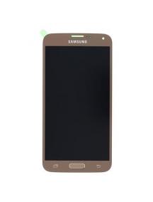 Display Samsung Galaxy S5 Neo G903 dorado