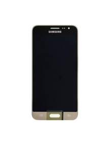 Display Samsung Galaxy J3 2016 J320 dorado