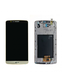 Display LG G3 D855 dorado original