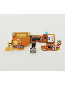 Cable flex de conector de carga ZTE V6