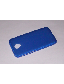Funda TPU Alcatel Vodafone Smart Prime 7 VFD-600 azul