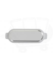 Botón home externo Samsung Galaxy J1 2016 J120F blanco