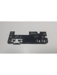 Placa de conector de carga BQ Aquaris M5.5