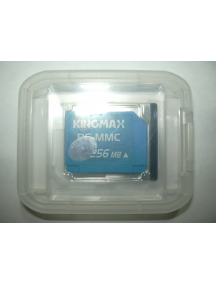 Tarjeta de Memoria RS MMC 256Mb