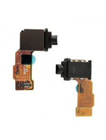 Cable flex de conector de audio Sony Xperia M5 E5603