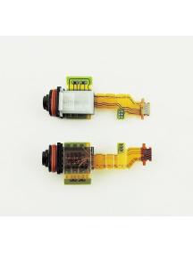 Cable flex de conector de audio Sony Xperia Z5 Compact E5803
