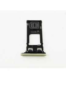 Zócalo de SIM Sony Xperia X Performance F8131 lima