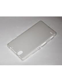 Funda TPU Sony Xperia C4 E5303 transparente