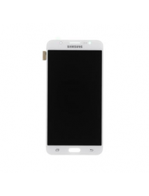 Display Samsung Galaxy J7 2016 J710 blanco