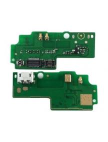 Placa de conector de carga Huawei Ascend G750 - Honor 3X