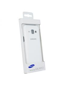 Protector rígido Samsung EF-PJ100BWE Galaxy J1 J100 blanco
