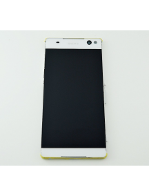 Display Sony Xperia C5 Ultra E5506 - E5553 blanco