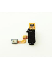 Cable flex de conector de audio Sony Xperia XA F3111