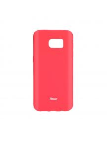 Funda TPU Roar Colorful Sony Xperia Z3 D6603 rosa