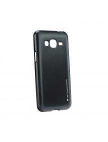 Funda TPU Goospery Samsung Galaxy J3 2016 J320 negra