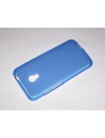 Funda TPU Alcatel Pixi 4 5.0 4G 5045x azul