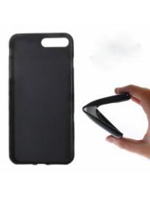 Funda TPU iPhone 7 plus negra