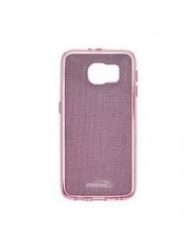 Funda TPU Kisswill Shine Samsung Galaxy S6 G920 rosa
