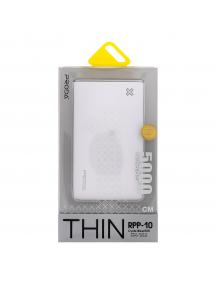Power Bank Remax Thin RPP-10 5000mAh 2A