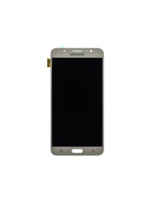 Display Samsung Galaxy J7 2016 J710 dorado