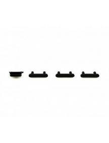 Botones externos iPhone 7 Jet Black