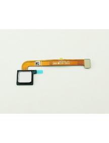 Cable Flex de Huella Lenovo Moto G4 Plus blanco