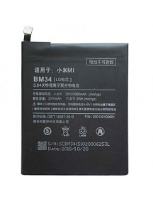 Batería Xiaomi BM34