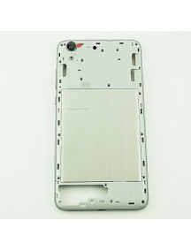 Carcasa intermedia Huawei Y6 II 2016 negra