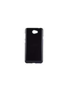 Funda TPU Jelly Case Huawei Y5 II / Y6 II Compact negra