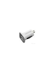 Cargador coche USB Usams US-CC013 2.1A blanco