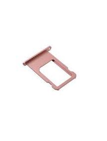 Zócalo SIM iPhone 6 Plus rosa dorado