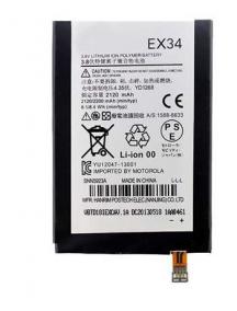 Batería Motorola X EX34