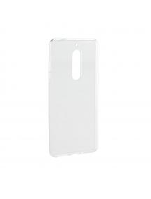 Funda TPU slim Nokia Lumia 5 transparente