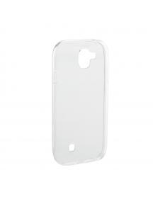 Funda TPU 0.5mm LG K8 2017 M200E transparente