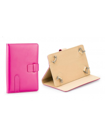 "Funda tablet Blun 7"" universal rosa"