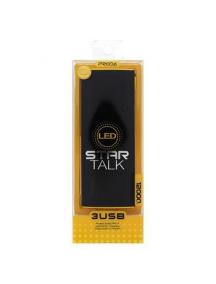 Batería externa Remax PPP-11 Proda Star Talk 12000mAh 3 USB