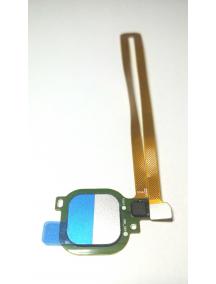 Cable flex de lector de huella digital Huawei Nova blanco