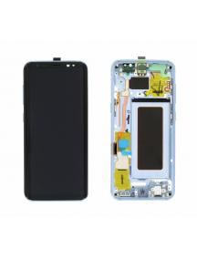 Display Samsung Galaxy S8 G950 azul