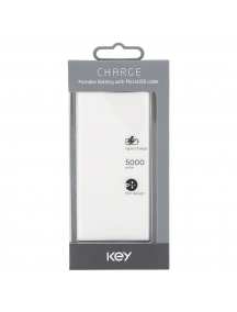 Power bank Key 5000mAh 2A