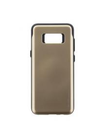 Funda TPU Mercury Sky Slide Samsung Galaxy S8 Plus G955 dorada