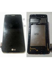 Display LG K8 2017 M200 negro