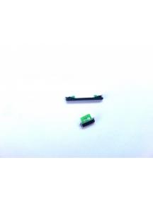 Botón de encendido y volumen externo Huawei P10 negro
